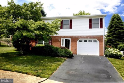 1369 Outer Drive, Hagerstown, MD 21742 - #: MDWA165488