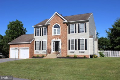 11401 Rolling Green Place, Hagerstown, MD 21742 - MLS#: MDWA165498
