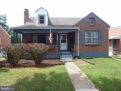 223 Bryan Place, Hagerstown, MD 21740 - #: MDWA165942