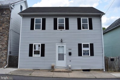 326 N Cannon Avenue, Hagerstown, MD 21740 - #: MDWA166014