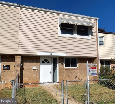 124 Bethlehem Court, Hagerstown, MD 21740 - #: MDWA166122