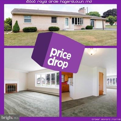 18606 Royal Circle, Hagerstown, MD 21742 - #: MDWA166166