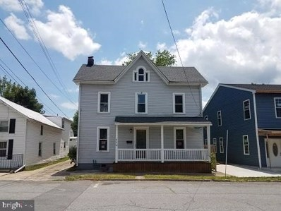 114 W Salisbury Street, Williamsport, MD 21795 - #: MDWA166340