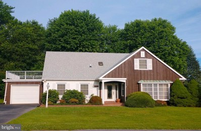 10944 Knotty Pine Drive, Hagerstown, MD 21740 - #: MDWA167018