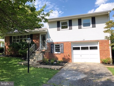 22 Redwood Circle, Hagerstown, MD 21740 - #: MDWA167060