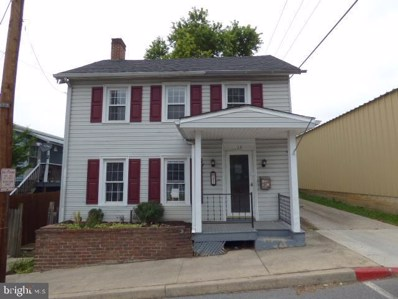 13 W Frederick Street, Williamsport, MD 21795 - #: MDWA167178