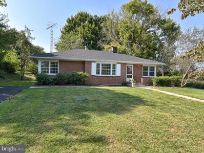 206 N Colonial Drive, Hagerstown, MD 21742 - #: MDWA167516
