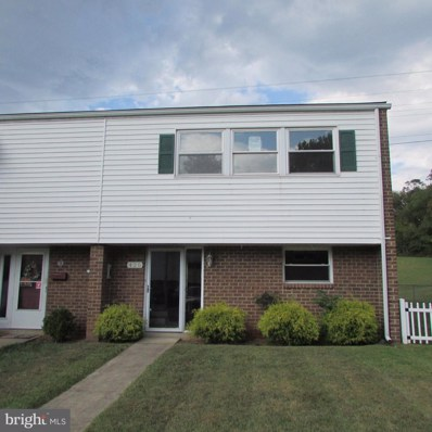 425 Bethlehem Court, Hagerstown, MD 21740 - #: MDWA167886