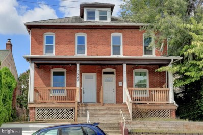 523 Guilford Avenue, Hagerstown, MD 21740 - #: MDWA168042
