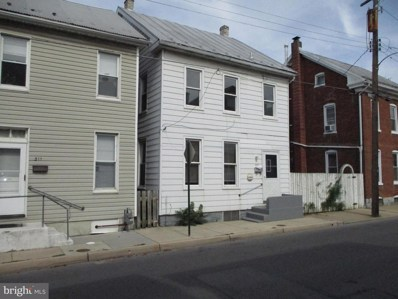 309 S Mulberry Street, Hagerstown, MD 21740 - #: MDWA168420