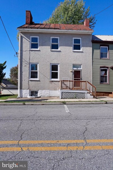12 N Vermont Street, Williamsport, MD 21795 - #: MDWA168462