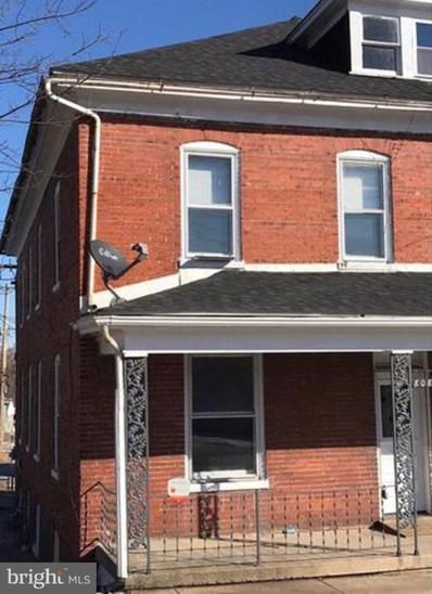 808 W Franklin Street, Hagerstown, MD 21740 - #: MDWA168810
