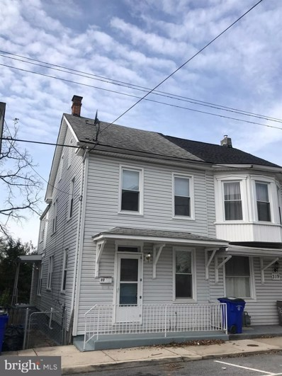 317 N Cannon Avenue, Hagerstown, MD 21740 - #: MDWA168838