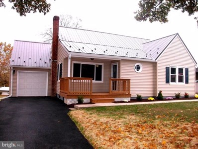 15425 National Pike, Hagerstown, MD 21740 - #: MDWA168922