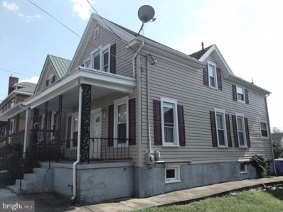 519 W Howard Street, Hagerstown, MD 21740 - #: MDWA169232