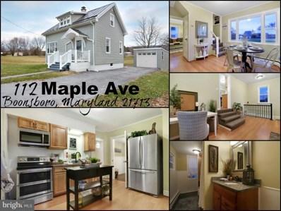 112 Maple Avenue, Boonsboro, MD 21713 - #: MDWA169468