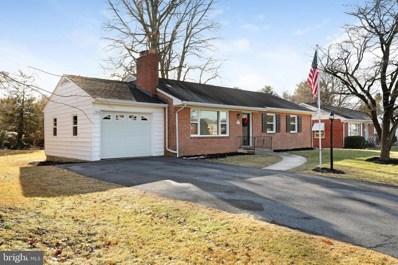17917 Oak Ridge Drive, Hagerstown, MD 21740 - MLS#: MDWA169898