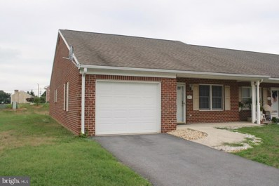 327 Key West Drive, Hagerstown, MD 21740 - #: MDWA170076