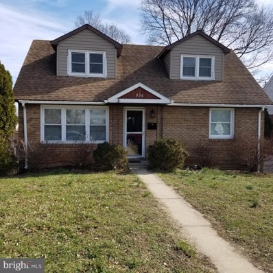 936 Pennsylvania Avenue, Hagerstown, MD 21742 - #: MDWA170716
