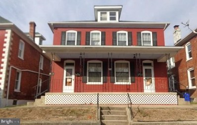 417 McDowell Avenue, Hagerstown, MD 21740 - #: MDWA170936