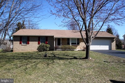 131 Dartmouth Drive, Hagerstown, MD 21742 - MLS#: MDWA171036