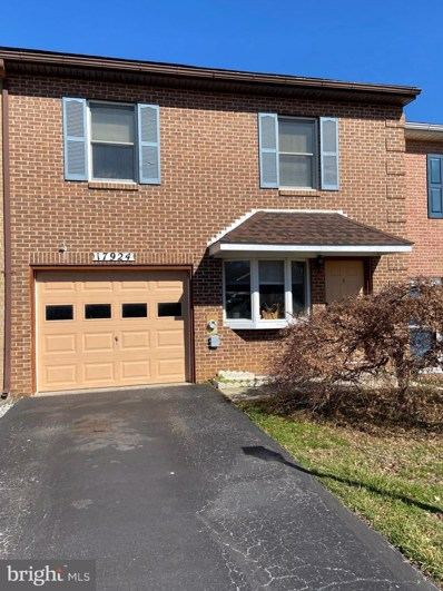 17924 Golf View Drive, Hagerstown, MD 21740 - #: MDWA171136