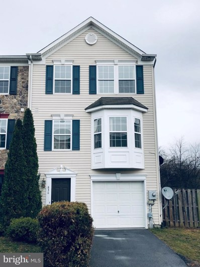 836 Monet Drive, Hagerstown, MD 21740 - #: MDWA171160