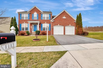 1113 Star Drive, Hagerstown, MD 21742 - #: MDWA171350