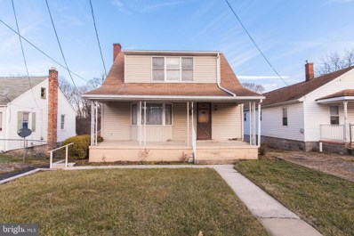 1222 Wabash Avenue, Hagerstown, MD 21740 - #: MDWA171780