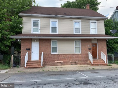 17 Berner Avenue, Hagerstown, MD 21740 - #: MDWA172774