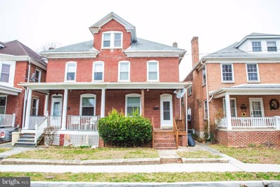 827 Mulberry Avenue, Hagerstown, MD 21742 - #: MDWA172814