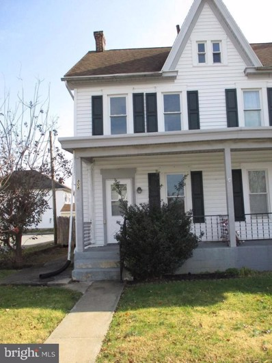808 Maryland Avenue, Hagerstown, MD 21740 - #: MDWA172850