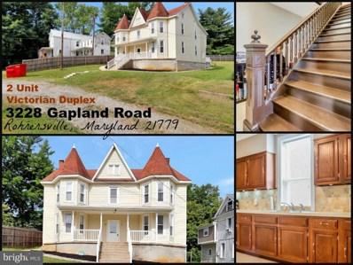 3228 Gapland Road, Rohrersville, MD 21779 - #: MDWA173480