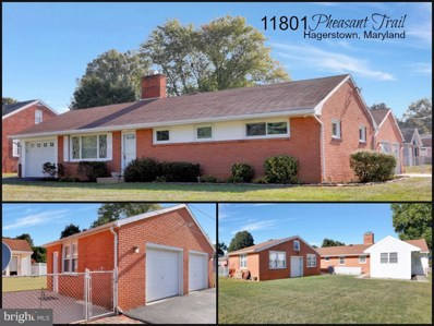 11801 Pheasant Trail, Hagerstown, MD 21742 - #: MDWA174250