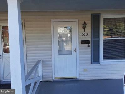 530 Chestnut Street, Hagerstown, MD 21740 - MLS#: MDWA174456