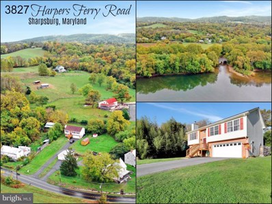 3827 Harpers Ferry Road, Sharpsburg, MD 21782 - #: MDWA174654