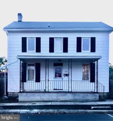 116 S Artizan Street, Williamsport, MD 21795 - #: MDWA175348
