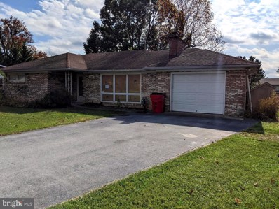 17609 Crest Drive, Hagerstown, MD 21740 - #: MDWA176460