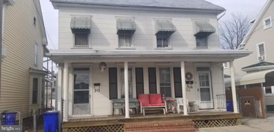 245 S Mulberry Street, Hagerstown, MD 21740 - #: MDWA176544