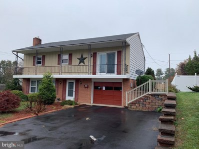 17306 Ontario Drive, Hagerstown, MD 21740 - #: MDWA176568