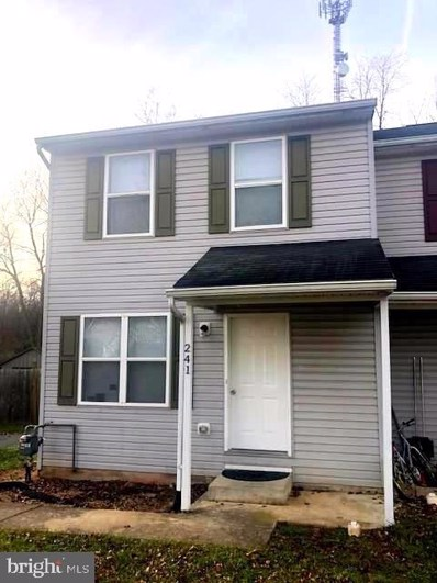 241 Merrbaugh Drive, Hagerstown, MD 21740 - #: MDWA176802