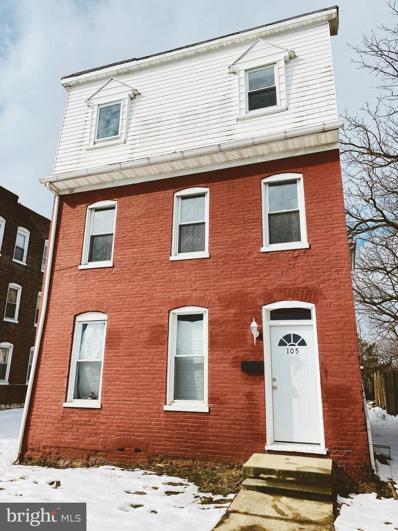 105 Elizabeth Street, Hagerstown, MD 21740 - #: MDWA177694