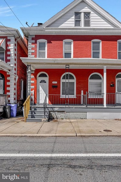 443 N Mulberry Street, Hagerstown, MD 21740 - #: MDWA178590