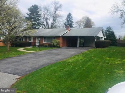 17824 Pin Oak Road, Hagerstown, MD 21740 - #: MDWA178940