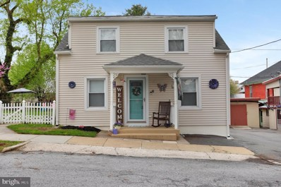 6 S Antietam Street, Funkstown, MD 21734 - #: MDWA179080