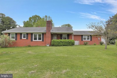 9709 Clover Heights Road, Hagerstown, MD 21740 - #: MDWA179568