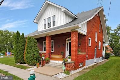 327 Frederick Street, Hagerstown, MD 21740 - #: MDWA2000278