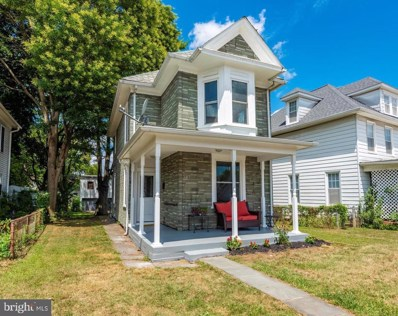 537 Maryland Avenue, Hagerstown, MD 21740 - #: MDWA2000884