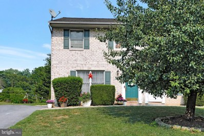 10111 St George Circle, Hagerstown, MD 21740 - #: MDWA2001024