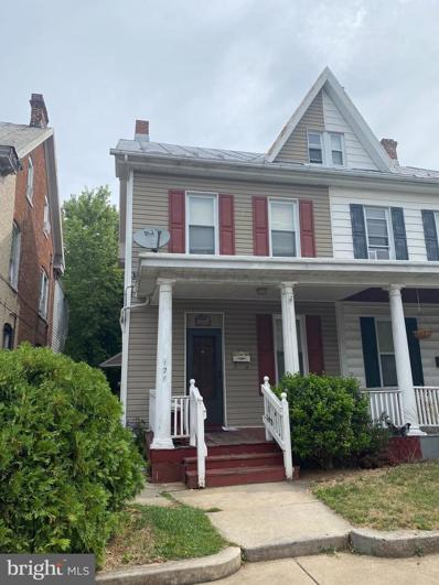 128 E North Avenue, Hagerstown, MD 21740 - #: MDWA2002170
